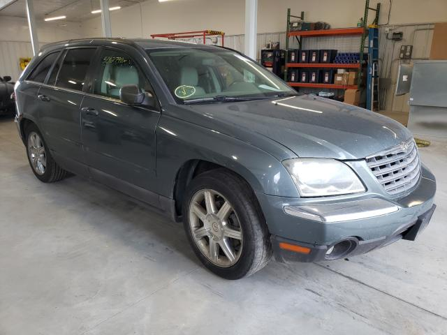 Salvage 2005 CHRYSLER PACIFICA - Small image. Lot 50127911