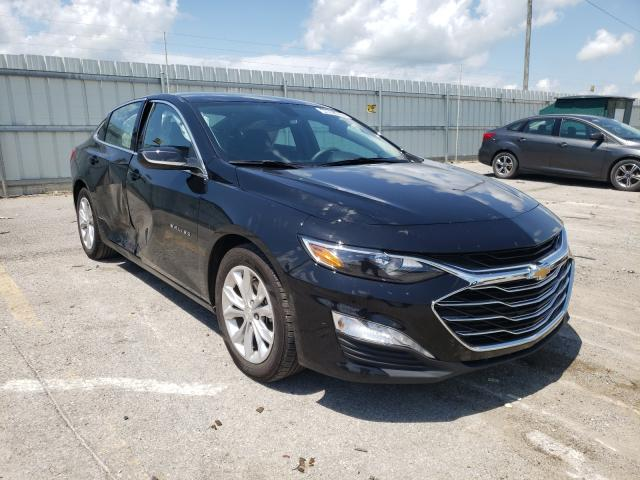 Salvage cars for sale from Copart Lexington, KY: 2020 Chevrolet Malibu LT