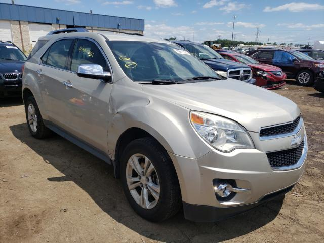 Salvage cars for sale from Copart Woodhaven, MI: 2013 Chevrolet Equinox LT