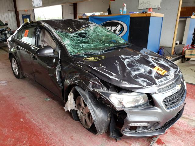 Salvage 2016 CHEVROLET CRUZE - Small image. Lot 50045921