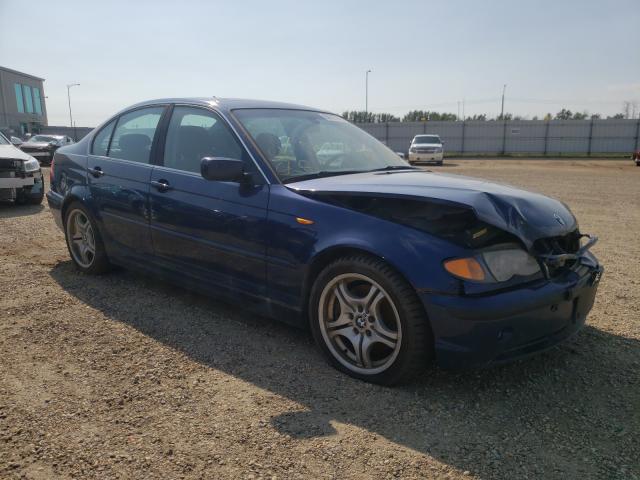 Vehiculos salvage en venta de Copart Nisku, AB: 2004 BMW 330 I