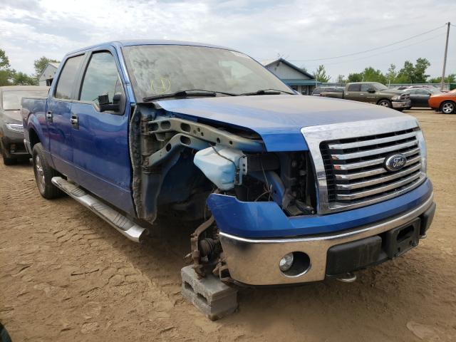 Salvage cars for sale from Copart Pekin, IL: 2011 Ford F150 Super