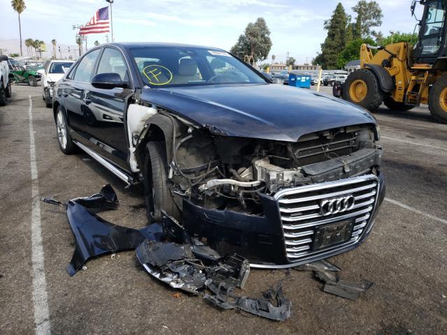 Vehiculos salvage en venta de Copart Van Nuys, CA: 2011 Audi A8 Quattro