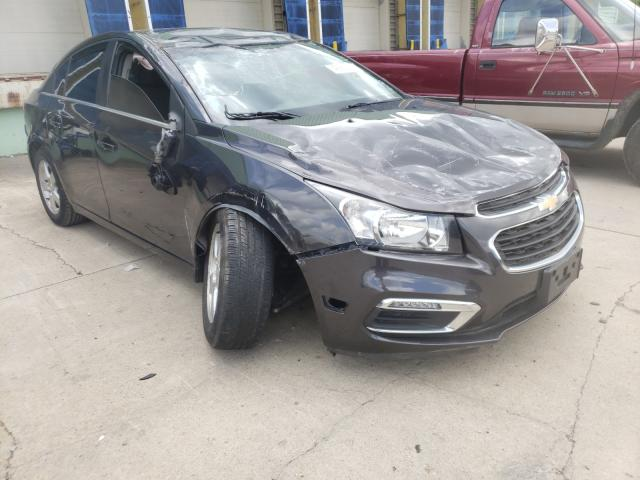 Salvage cars for sale from Copart Columbus, OH: 2016 Chevrolet Cruze Limited