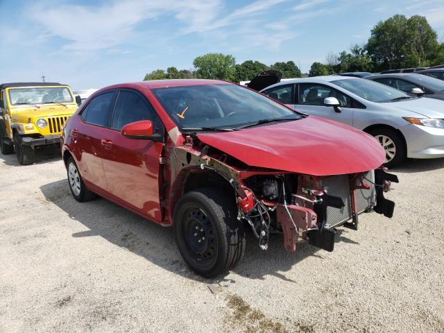 2016 Toyota Corolla L en venta en Milwaukee, WI