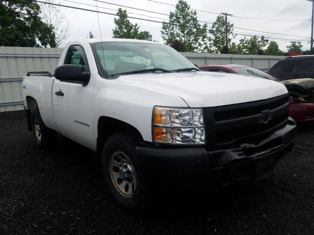 Salvage cars for sale from Copart New Britain, CT: 2013 Chevrolet Silverado