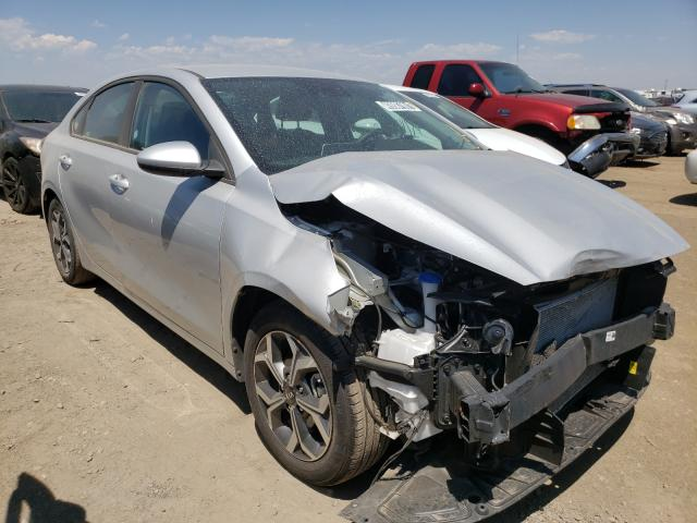 Salvage cars for sale from Copart Brighton, CO: 2021 KIA Forte FE