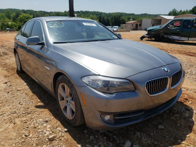 Salvage cars for sale from Copart China Grove, NC: 2012 BMW 528 I