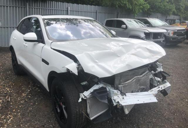 Jaguar Vehiculos salvage en venta: 2020 Jaguar F-PACE Premium