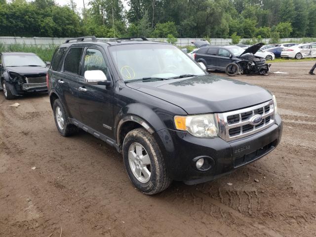 Vehiculos salvage en venta de Copart Davison, MI: 2008 Ford Escape XLT