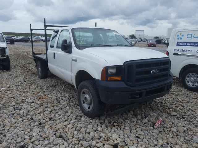 Salvage cars for sale from Copart New Orleans, LA: 2006 Ford F250 Super