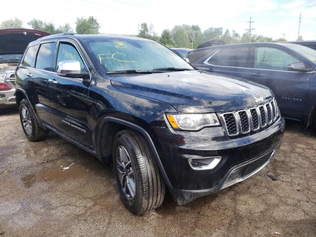 Salvage cars for sale from Copart Woodhaven, MI: 2020 Jeep Grand Cherokee