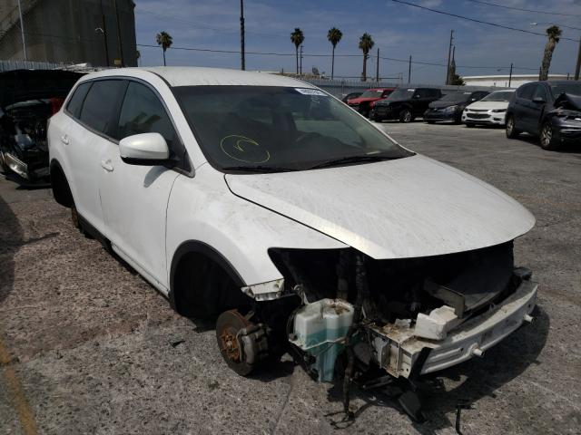 Salvage cars for sale from Copart Wilmington, CA: 2012 Mazda CX-9