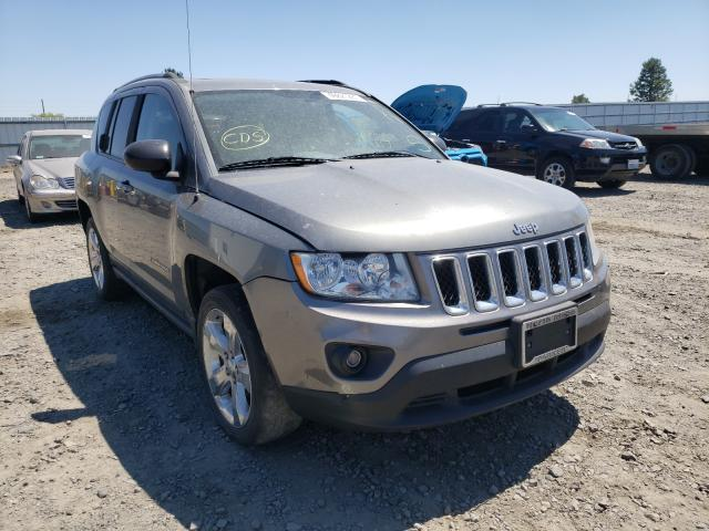 Salvage cars for sale from Copart Airway Heights, WA: 2011 Jeep Compass LI