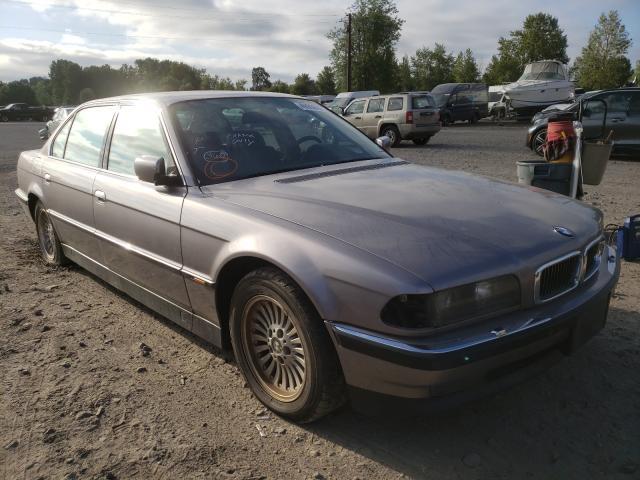 BMW Vehiculos salvage en venta: 1998 BMW 750 IL