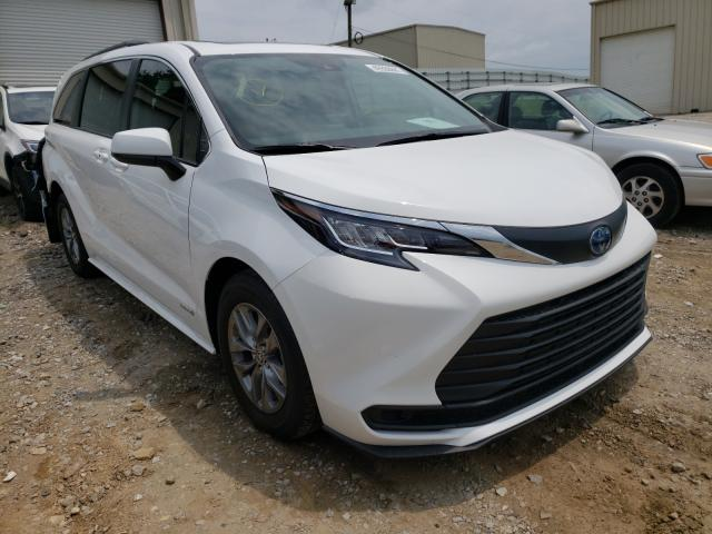 2021 Toyota Sienna LE for sale in Gainesville, GA