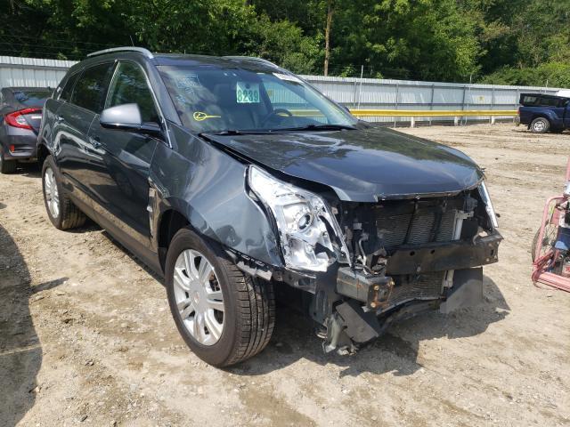 Vehiculos salvage en venta de Copart Glassboro, NJ: 2012 Cadillac SRX Luxury