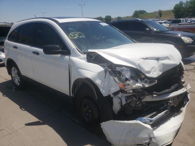 Honda salvage cars for sale: 2010 Honda CR-V EX