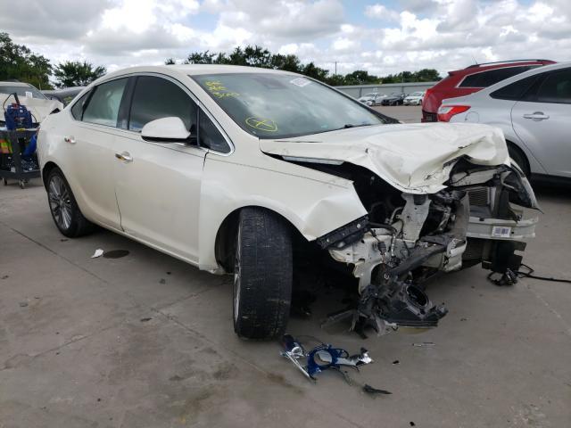 Vehiculos salvage en venta de Copart Wilmer, TX: 2014 Buick Verano