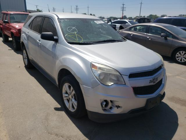Salvage cars for sale from Copart Nampa, ID: 2011 Chevrolet Equinox LS