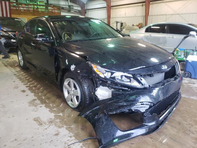 Salvage cars for sale from Copart Austell, GA: 2015 KIA Optima LX