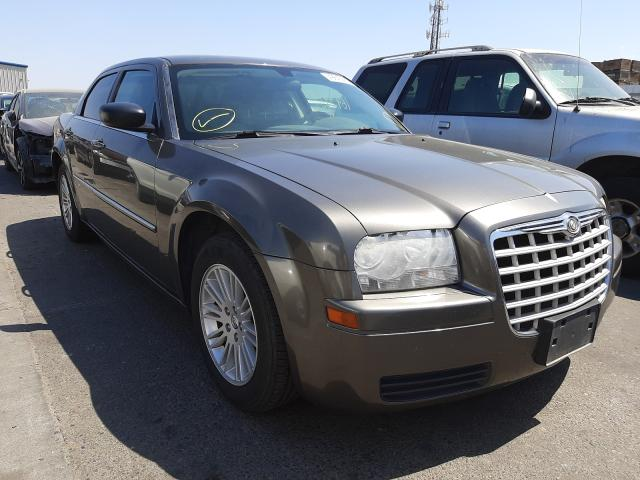 Salvage cars for sale from Copart Fresno, CA: 2009 Chrysler 300 LX