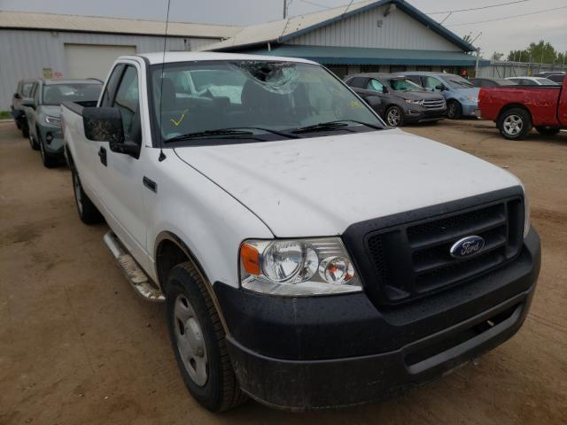 Salvage cars for sale from Copart Pekin, IL: 2007 Ford F150