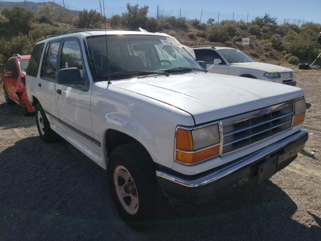 Ford Explorer salvage cars for sale: 1993 Ford Explorer