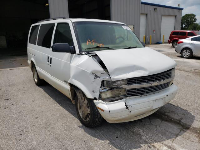Chevrolet Astro salvage cars for sale: 2002 Chevrolet Astro