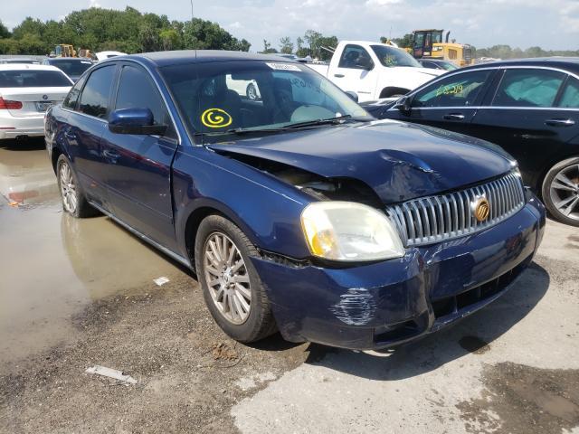 Mercury Vehiculos salvage en venta: 2006 Mercury Montego PR