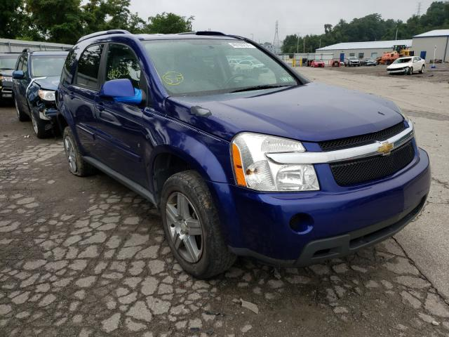 2007 Chevrolet Equinox LT en venta en West Mifflin, PA