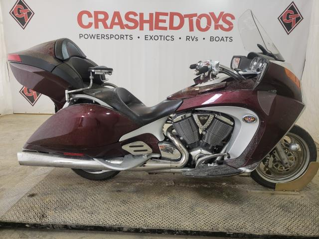Victory salvage cars for sale: 2008 Victory Vision Deluxe