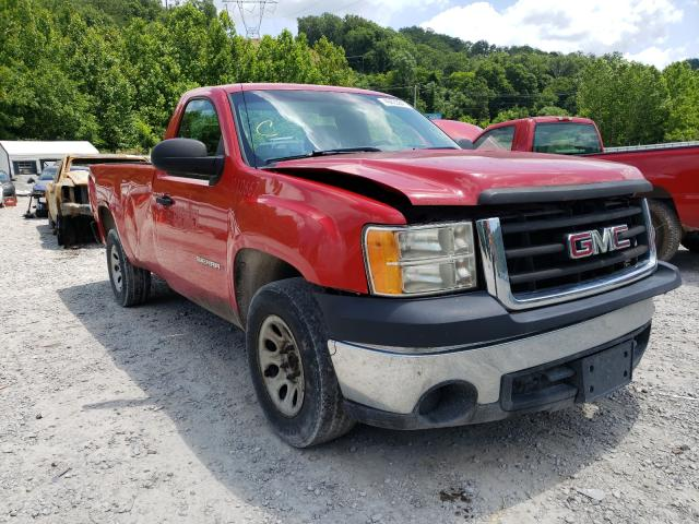 Salvage cars for sale from Copart Hurricane, WV: 2007 GMC New Sierra