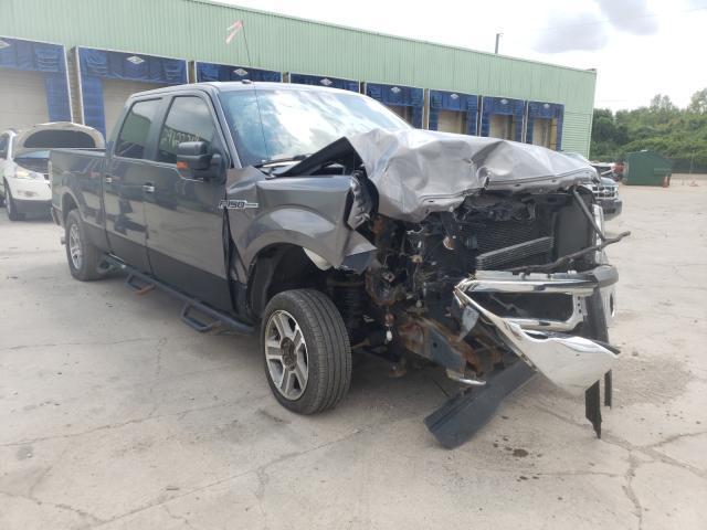 Vehiculos salvage en venta de Copart Columbus, OH: 2011 Ford F150 Super