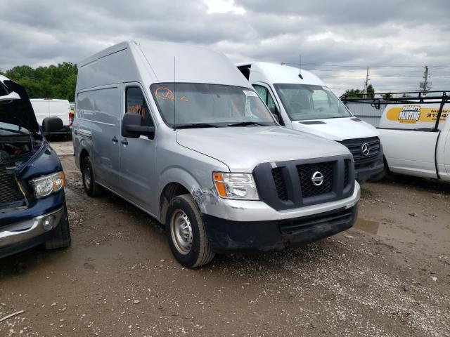 Salvage cars for sale from Copart Indianapolis, IN: 2014 Nissan NV 2500