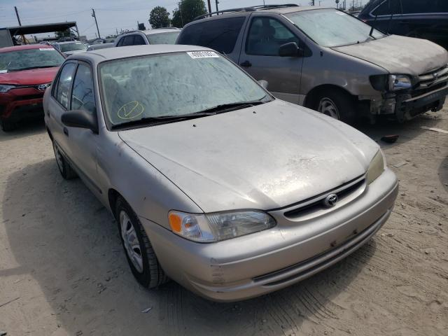 Toyota Vehiculos salvage en venta: 2000 Toyota Corolla