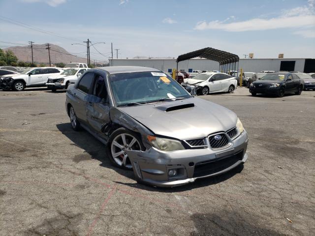 Vehiculos salvage en venta de Copart Colton, CA: 2007 Subaru Impreza WR