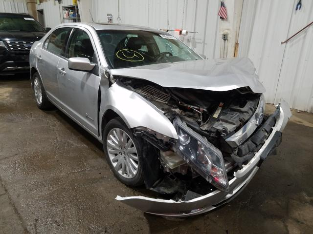 Salvage cars for sale from Copart Anchorage, AK: 2011 Ford Fusion Hybrid