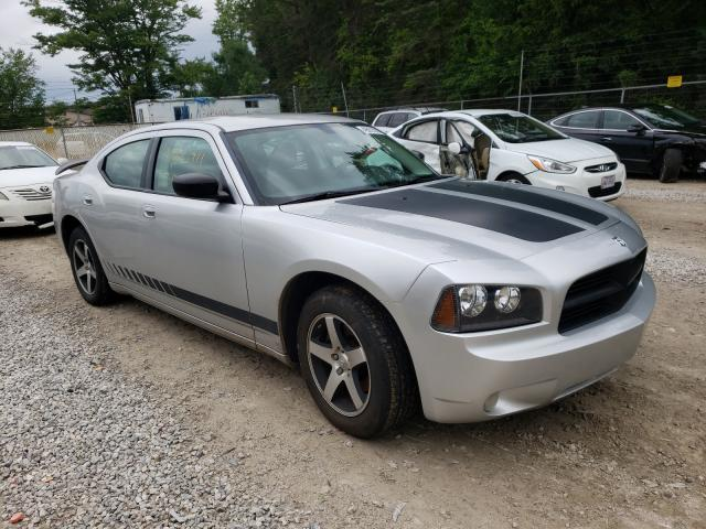 Salvage cars for sale from Copart Northfield, OH: 2009 Dodge Charger SX