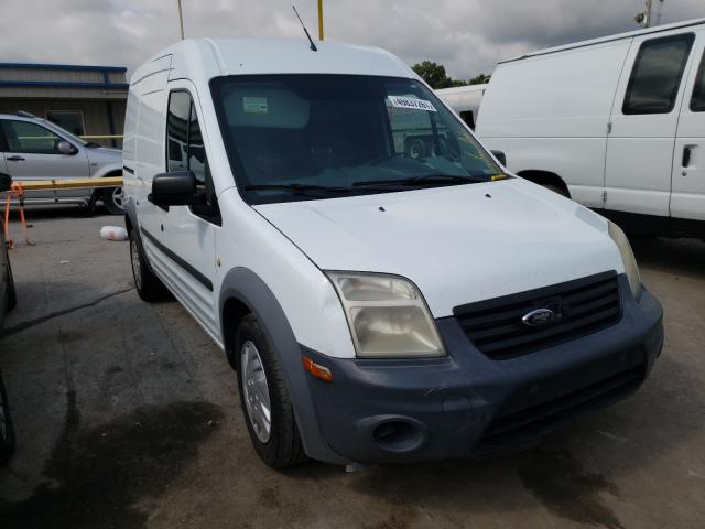 Salvage cars for sale from Copart Lebanon, TN: 2013 Ford Transit CO