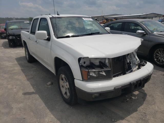 Salvage trucks for sale at Alorton, IL auction: 2012 Chevrolet Colorado L