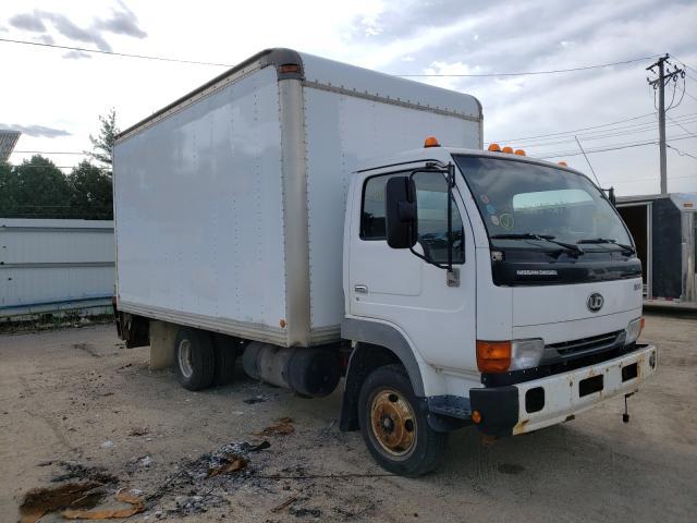 Vehiculos salvage en venta de Copart Elgin, IL: 2007 Nissan Diesel UD1200