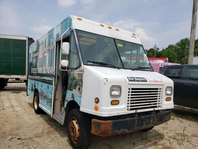 Workhorse Custom Chassis salvage cars for sale: 2006 Workhorse Custom Chassis Commercial