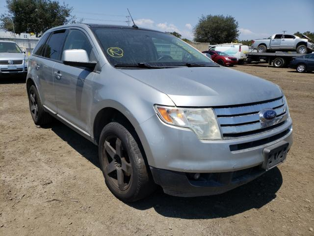 Salvage cars for sale from Copart San Diego, CA: 2007 Ford Edge SEL P