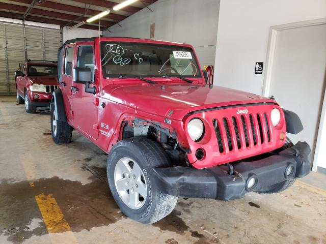 Salvage cars for sale from Copart Mocksville, NC: 2009 Jeep Wrangler U