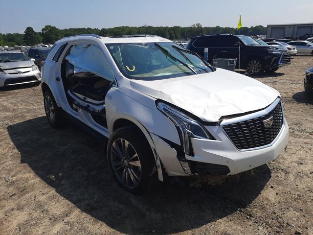 Cadillac salvage cars for sale: 2020 Cadillac XT5 Platinum