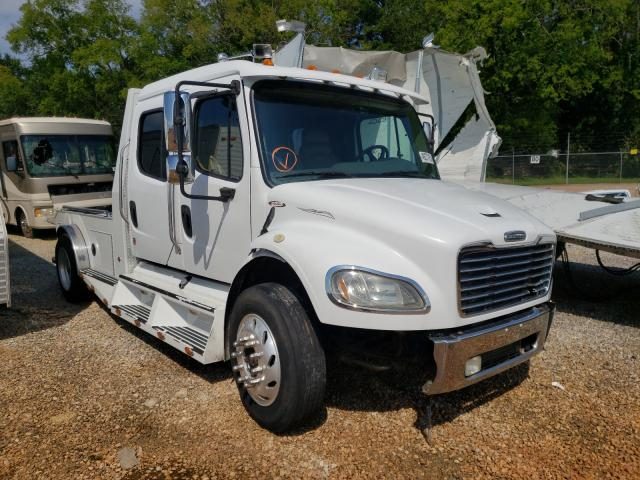 Salvage cars for sale from Copart Tanner, AL: 2005 Freightliner Sport Chas
