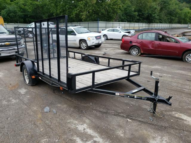 Carry-On salvage cars for sale: 2019 Carry-On Trailer