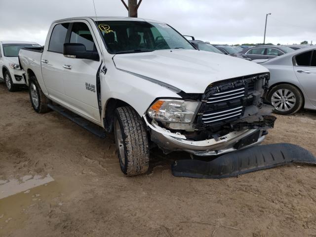 Vehiculos salvage en venta de Copart Temple, TX: 2017 Dodge RAM 1500 SLT