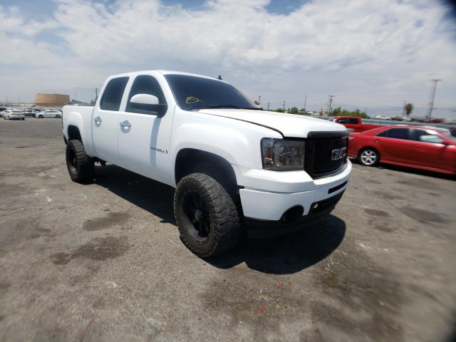 Salvage cars for sale from Copart Colton, CA: 2007 GMC New Sierra